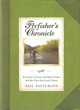 PATTERSON FLYFISHING BOOK IN SEARCH OF TROUT & OTHER FISH & FLIES pbk BARGAIN
