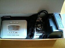 * Panasonic Rq-Sx30 Autoreverse, Metal Walkman * Nos Boxed
