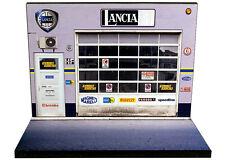 Diorama présentoir Lancia - 1/43ème -  #43-2-A-A-018