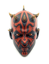 1/6 Hot Toys Darth Maul Head w/ Magnet Riser Star Wars Sideshow DX16 DX17