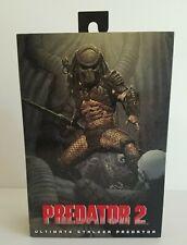 "NECA Reel Toys Predator 2 Action Figure Ultimate Stalker Predator 7"""