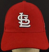 St Louis Cardinals Red Baseball Hat Cap with Strap Adjust