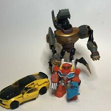 Transformers Lot Of 3  Used