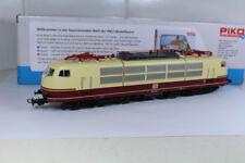 Piko 51678 E-Lok BR 103 218-4 DB AG Ep. V mit Einholmstromabnehmern, Neuware.