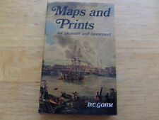 MAPS AND PRINTS FOR PLEASURE AND INVESTMENT by D C GOHM - JOHN GIFFORD LTD 1969