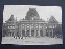 Le Havre La Bourse France Old French Postcard