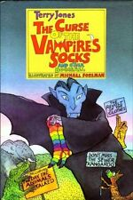 The Curse of the Vampire's Socks: And Other Doggerel,Terry Jones, Michael Forem