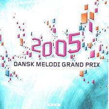 CD Dansk Melodi Grand Prix 2005, Vorentscheid Dänemark, Eurovision, RAR