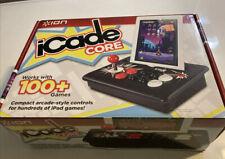 ION iCADE Core Arcade Joystick  Controller NEW