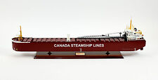 Thunder Bay Trillium-class Lake Freighter Canada Steamship Model 36""