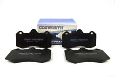 Cosworth StreetMaster Front Brake Pads AP Racing Caliper 6 Piston CP7048