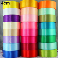 1/2/4/5/8cm 25yards Satin Ribbon Bow DIY Craft Sewing Wedding Party Home Decor