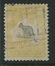 Australia 1918 5/ Roo used