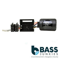 Citroen C5 steering wheel control lead car stereo stalk adaptor interface