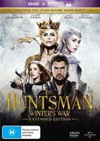 The Huntsman - Winter's War (DVD, 2016) NEW