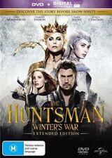 The Huntsman Winters War (Dvd, No UV) Chris Hemsworth Action Adventure Drama