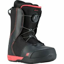 7109cc8cb3fb76 2019 K2 Vandal Snowboard BOOTS Mens Size 5 Black Youth Boys