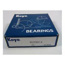 Aprilia RS125 Koyo Crank / Crankshaft Main Bearings 6206 C4 (x2)