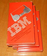 Lot of 3  IBM Easystrike Lift-Off Correction Tape Cassette 1337765