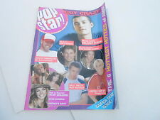 NOV 2003 POP STAR! teen  magazine BRITNEY SPEARS - JUSTIN TIMBERLAKE