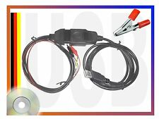 USB Diagnosegerät Webasto Thermo Top C Standheizung Diagnose C E Z AT NEU DE