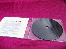 CD-Matte  BLACK DIAMOND  High Tech Kohlefaser !!!