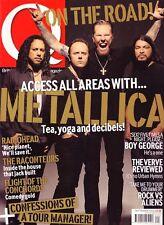 Q Magazine #266 Metallica