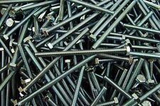(100) Full Thread 1/4-20 x 4 Hex Head Tap Bolt A307 Zinc