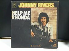 JOHNNY RIVERS Help me rhonda EPC 3482