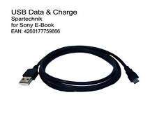Daten- Ladekabel Sony e-book reader PRS-350 PRS-650 USB
