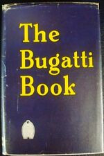 THE BUGATTI BOOK EAGLESFIELD HAMPTON CAR BOOK