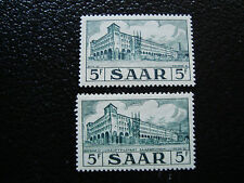 SARRE (allemagne) - timbre - yvert et tellier n° 309 328 n** - stamp (A1)