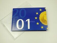*** NIEDERLANDE GULDEN KMS 2001 BU Beatrix Holland Netherlands Coin Set vor Euro
