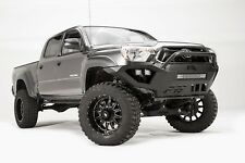 Fab Fours TT12-D1652-1 Vengeance Front Bumper Fits 12-15 Tacoma