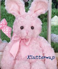 "Bearington Bear ROSEY RABBIT 10"" Bunny Rabbit Easter #420303 SPRING 2015...."