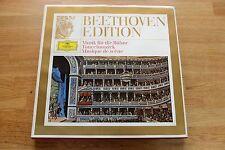 BEETHOVEN Edition Nº 11 Música für die Etapa BPO KARAJAN 3LP caja DGG 2720011