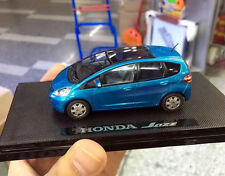 1/43, Diecast, Scale, Model, Car, EBBRO, 44030, HONDA JAZZ, FIT, SKYROOF, BLUE