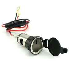 Car 12V 120W Waterproof Cigarette Lighter Power Socket Plug For MP3 GPS Mobile