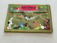Vintage The WALT DISNEY Treasure Chest Book Collection of 4 Large Books