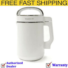 SoyaJoy G5 Soy Milk Maker & Soup Maker with all Stainless Steel 1.6 new Model