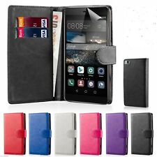 32nd Book Wallet PU Leather Case Cover for Huawei  P9, P7 Honor 7, 6X,5X