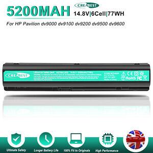 14.8V Battery For HP Pavilion DV9000 HSTNN-UB33 HSTNN-IB34 HSTNN-LB33 HSTNN-IB40