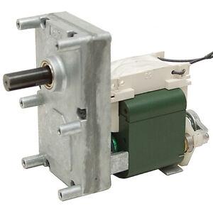 6.5 RPM 115 Volt AC Gearmotor  SPG CO  2051746   5-1770