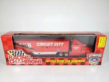 New ListingRacing Champions Nascar Team Transporter 1/64 Semi Truck -Circuit City
