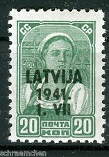 Lettland  Mi.Nr. 4 , ** ,