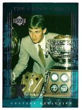 WAYNE GRETZKY 1999-00 Upper Deck Gretzky Exclusive - card # 49 (ex)
