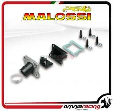 Malossi conjunto colector inclinado X360 d= 21mm 2T Yamaha DT 50 X/R/TZR 50