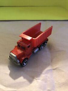 Hot Wheels   Peterbilt Dump Truck