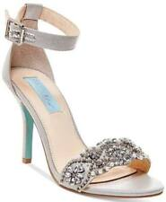 "Trim Rose Gold Beaded Glass Crystal Rhinestone Bridal Sash Banding 1.5"" (DH62)"