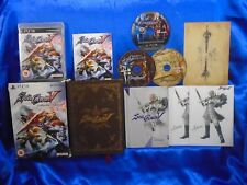 ps3 SOUL CALIBUR V 5 Collector's Edition Namco Collectors PAL UK REGION FREE